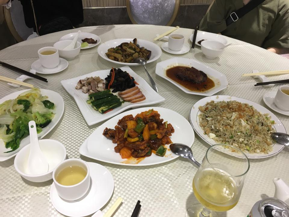 広東料理見た目は美味しそう